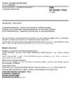 ČSN EN ISO/IEC 17043 Posuzování shody - Všeobecné požadavky na zkoušení způsobilosti