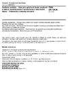 ČSN EN 15636 Sanitární potřeby - Vany pro sprchové kouty vyrobené z rázově modifikovaných vytlačovaných akrylových desek - Požadavky a metody zkoušení