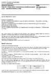 ČSN EN 60079-20-1 Výbušné atmosféry - Část 20-1: Materiálové vlastnosti pro klasifikaci plynů a par - Zkušební metody a data