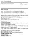 ČSN EN ISO 105-E07 Textilie - Zkoušky stálobarevnosti - Část E07: Stálobarevnost při pokapání: vodou