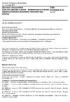 ČSN EN 60068-2-53 Zkoušení vlivů prostředí - Část 2-53: Zkoušky a návod - Kombinované klimatické (teplotou/vlhkostí) a dynamické (vibracemi/rázy) zkoušky