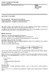ČSN EN 31010 Management rizik - Techniky posuzování rizik