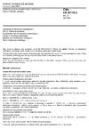 ČSN EN 50110-2 ed. 2 Obsluha a práce na elektrických zařízeních - Část 2: Národní dodatky