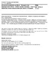 ČSN EN 1014-4 Ochranné prostředky na dřevo - Kreozot a jím impregnované dřevo - Odběr vzorků a analýzy - Část 4: Stanovení vodou extrahovatelných fenolů v kreozotu