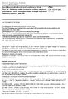 ČSN EN 60317-25 Specifikace jednotlivých typů vodičů pro vinutí - Část 25: Hliníkový vodič kruhového průřezu lakovaný polyesterem nebo polyesterimidem s vnější polyamid-imidovou vrstvou, třída 200