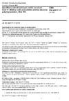 ČSN EN 60317-17 Specifikace jednotlivých typů vodičů pro vinutí - Část 17: Měděný vodič pravoúhlého průřezu lakovaný polyvinylacetalem, třída 105