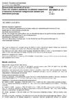 ČSN EN 60601-2-43 ed. 2 Zdravotnické elektrické přístroje - Část 2-43: Zvláštní požadavky na základní bezpečnost a nezbytnou funkčnost rentgenových zařízení pro intervenční postupy