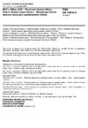 ČSN EN 15916-2 Měď a slitiny mědi - Stanovení obsahu telluru - Část 2: Střední obsah telluru - Metoda plamenové atomové absorpční spektrometrie (FAAS)