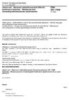 ČSN ISO 17858 Jakost vod - Stanovení polychlorovaných bifenylů podobných dioxinům - Metoda plynové chromatografie/hmotnostní spektrometrie