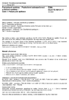 ČSN CLC/TS 50131-7 Poplachové systémy - Poplachové zabezpečovací a tísňové systémy - Část 7: Pokyny pro aplikace