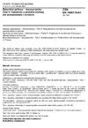 ČSN EN 14067-5 +A1 Železniční aplikace - Aerodynamika - Část 5: Požadavky a zkušební postupy pro aerodynamiku v tunelech