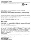 ČSN EN 15227 +A1 Železniční aplikace - Požadavky na odolnost skříní železničních vozidel proti nárazu