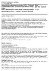 ČSN EN ISO 10360-5 Geometrické požadavky na výrobky (GPS) - Přejímací a periodické zkoušky souřadnicových měřicích strojů (CMM) - Část 5: Souřadnicové měřicí stroje používající snímací systém s jednotlivým a složeným snímacím dotekem