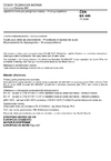 ČSN EN 446 Injektážní malta pro předpínací kabely - Postupy injektáže