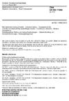 ČSN EN ISO 11666 Nedestruktivní zkoušení svarů - Zkoušení ultrazvukem - Stupně přípustnosti