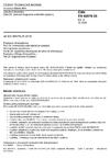 ČSN EN 60079-25 ed. 2 Výbušné atmosféry - Část 25: Jiskrově bezpečné elektrické systémy