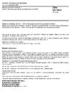 ČSN EN 196-5 Metody zkoušení cementu - Část 5: Zkoušení pucolanity pucolánových cementů