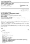 ČSN 33 2000-7-702 ed. 3 Elektrické instalace nízkého napětí - Část 7-702: Zařízení jednoúčelová a ve zvláštních objektech - Plavecké bazény a fontány