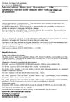 ČSN EN 15461 +A1 Železniční aplikace - Emise hluku - Charakterizace dynamických vlastností úseků koleje pro měření hluku při průjezdech