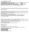 ČSN EN ISO 2106 Anodická oxidace hliníku a jeho slitin - Stanovení plošné hmotnosti (povrchové hustoty) anodických oxidových povlaků - Gravimetrická metoda