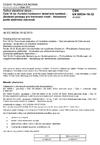 ČSN EN 60034-18-32 Točivé elektrické stroje - Část 18-32: Funkční hodnocení izolačních systémů - Zkušební postupy pro tvarovaná vinutí - Hodnocení podle elektrické odolnosti
