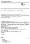 ČSN ISO 1352 Kovové materiály - Zkoušení únavy krutem