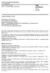 ČSN EN 60034-1 ed. 2 Točivé elektrické stroje - Část 1: Jmenovité údaje a vlastnosti
