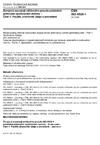 ČSN ISO 8528-1 Zdrojová soustrojí střídavého proudu poháněná pístovými spalovacími motory - Část 1: Použití, jmenovité údaje a provedení