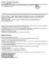 ČSN EN 673 Sklo ve stavebnictví - Stanovení součinitele prostupu tepla (hodnota U) - Výpočtová metoda