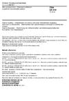 ČSN EN 410 Sklo ve stavebnictví - Stanovení světelných a solárních charakteristik zasklení