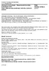 ČSN ISO/IEC 9798-5 Informační technologie - Bezpečnostní techniky - Autentizace entit - Část 5: Mechanismy používající techniku nulových znalostí