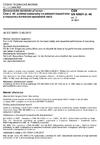 ČSN EN 60601-2-46 ed. 2 Zdravotnické elektrické přístroje - Část 2-46: Zvláštní požadavky na základní bezpečnost a nezbytnou funkčnost operačních stolů