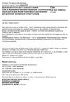 ČSN EN ISO 10893-2 Nedestruktivní zkoušení ocelových trubek - Část 2: Automatické zkoušení bezešvých a svařovaných ocelových trubek (kromě svařovaných pod tavidlem) pro zjišťování necelistvostí vířivými proudy