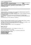 ČSN EN ISO 15792-3 Svařovací materiály - Zkušební metody - Část 3: Klasifikační zkoušení způsobilosti svařovacích materiálů pro svařování v polohách a k průvaru kořene u koutových svarů