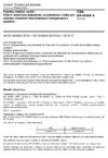 ČSN EN 60269-6 Pojistky nízkého napětí - Část 6: Doplňující požadavky na pojistkové vložky pro ochranu solárních fotovoltaických energetických systémů