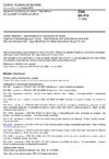 ČSN EN 912 Spojovací prostředky pro dřevo - Specifikace pro speciální hmoždíky pro dřevo