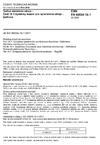 ČSN EN 60034-16-1 Točivé elektrické stroje - Část 16-1: Systémy buzení pro synchronní stroje - Definice