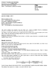 ČSN EN 61988-1 ed. 2 Plazmové zobrazovací panely - Část 1: Terminologie a písmenné značky