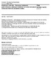ČSN EN ISO 14372 Svařovací materiály - Stanovení odolnosti proti vlhkosti u obalených elektrod pro ruční obloukové svařování měřením difuzního vodíku