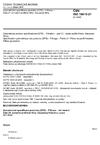 ČSN ISO 16610-21 Geometrické specifikace produktu (GPS) - Filtrace - Část 21: Lineární profilové filtry: Gaussovy filtry