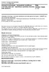 ČSN ISO/IEC 15420 Informační technologie - Automatická identifikace a techniky sběru dat - Specifikace symboliky čárového kódu - EAN/UPC