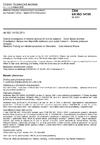 ČSN EN ISO 14155 Klinické zkoušky zdravotnických prostředků pro humánní účely - Správná klinická praxe