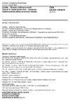 ČSN EN ISO 105-B10 Textilie - Zkoušky stálobarevnosti - Část B10: Umělá povětrnost - Vystavení odfiltrovanému záření xenonové výbojky