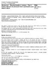 ČSN EN 1371-1 Slévárenství - Zkoušení kapilární metodou - Část 1: Odlitky odlévané do pískových forem gravitačně a pod nízkým tlakem
