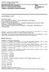 ČSN EN 60695-7-3 Zkoušení požárního nebezpečí - Část 7-3: Toxicita zplodin hoření - Použití a interpretace výsledků zkoušek