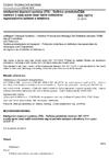 ČSN ISO 10711 Inteligentní dopravní systémy (ITS) - Definice protokolu rozhraní a sady zpráv mezi řadiči světelného signalizačního zařízení a detektory