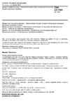 ČSN EN 1428 Asfalty a asfaltová pojiva - Stanovení obsahu vody v asfaltových emulzích - Metoda azeotropní destilace