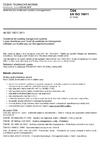ČSN EN ISO 19011 Směrnice pro auditování systémů managementu