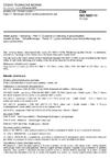 ČSN ISO 5667-11 Kvalita vod - Odběr vzorků - Část 11: Návod pro odběr vzorků podzemních vod