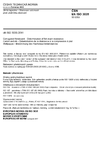 ČSN EN ISO 3035 Vlnitá lepenka - Stanovení odolnosti proti plošnému zborcení
